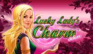 Онлайн автомат Lucky Lady's Charm Deluxe