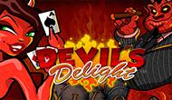 Автомат Devil's Delight на зеркале казино