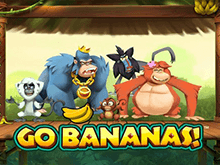 Бананы Вперед в онлайн-казино Maxbetslots